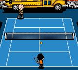 Snoopy Tennis Game Boy Color A serve