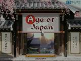 Age of Japan Windows Loading screen