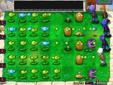 Plants vs. Zombies Windows In this special stage, the seeds are dragged and dropped from the conveyor belt at the top of the screen.