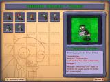 Plants vs. Zombies Windows The almanac shows details about the zombies and the plants.