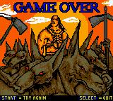 The Mummy Returns Game Boy Color The evil camel horde returns!