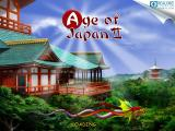 Age of Japan II Windows Loading screen