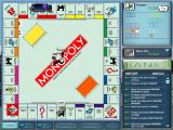 Monopoly 2008 Windows The police car comes to get you to the jail