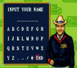 TNN Bass Tournament of Champions SNES Enter your name
