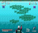 TNN Bass Tournament of Champions SNES Casting the line