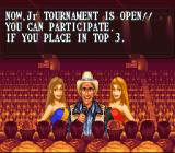 TNN Bass Tournament of Champions SNES Jr. tournament is open