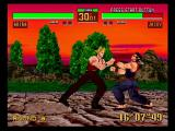 Virtua Fighter 2 SEGA Saturn Vs. Jacky