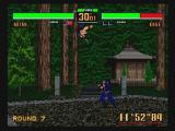 Virtua Fighter 2 SEGA Saturn Vs. Kage (I hate it when he throws me in the air!)