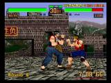 Virtua Fighter 2 SEGA Saturn Vs. Lion