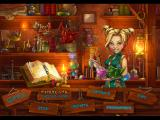Enchanted Katya and the Mystery of the Lost Wizard Windows Main menu