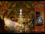 Enchanted Katya and the Mystery of the Lost Wizard Windows Hidden object screen