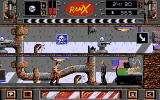 Ranx: The Video Game Atari ST The president !