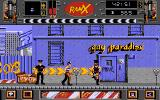 Ranx: The Video Game Atari ST Watch out !