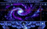 Captain Blood Atari ST Galaxy map