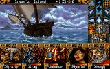Ishar 2: Messengers of Doom Amiga ...On the boat