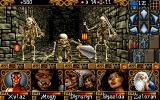 Ishar 3: The Seven Gates of Infinity DOS A dungeon in a dungeon crawler, perfectly logic