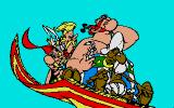Asterix and the Magic Carpet Atari ST Let's rock to save the princess !