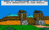 Asterix and the Magic Carpet Atari ST A roman's camp