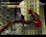 Strider 2 PlayStation The dragon on Neo Hong Kong