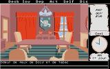 Mortville Manor Atari ST Dining Room