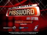 Million Dollar Password: 2009 Edition Windows Loading screen
