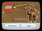 LEGO Indiana Jones: The Original Adventures Wii Disc Channel