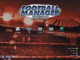 Worldwide Soccer Manager 2008 Windows Title screen