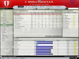 Worldwide Soccer Manager 2008 Windows Coaches screen