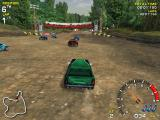 Off-Road Redneck Racing Windows Track Czarny Jezioro