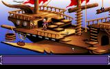 Goblins Quest 3 DOS Boat