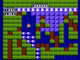Boulder Dash NES Those ameoba type things grow and take over the screen