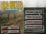 Bird Hunter: Upland Edition Windows Main Menu
