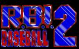 R.B.I. Baseball 2 Atari ST Second title screen.