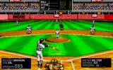 R.B.I. Baseball 2 Atari ST Just missed the ball.
