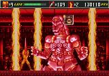 Shinobi III: Return of the Ninja Master Genesis A mecha ninja?