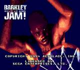 Barkley: Shut Up and Jam! Genesis Title
