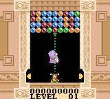 Magical Drop III Game Boy Color Level 1