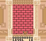 Magical Drop III Game Boy Color Level 18 did not end well.