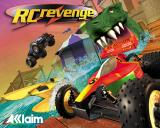 RC Revenge PlayStation Title Screen
