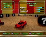 RC Revenge PlayStation Choose your car