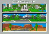 The Duel: Test Drive II Genesis Only three sceneries :(