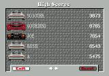 The Duel: Test Drive II Genesis Entered the high scores. What a honor