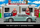 The Duel: Test Drive II Genesis Fill 'er up