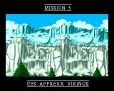 Cannon Fodder Amiga Ice level