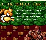 Battletoads & Double Dragon: The Ultimate Team Genesis Cut scene