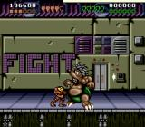 Battletoads & Double Dragon: The Ultimate Team Genesis Another boss battle