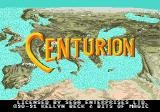Centurion: Defender of Rome Genesis Title