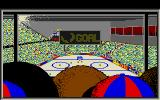 Face-Off Atari ST It's a goal.