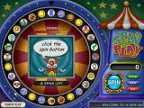 Spin & Play: Carnival Madness Windows Main panel