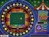 Spin & Play: Carnival Madness Windows Insert the coins on the highest slot